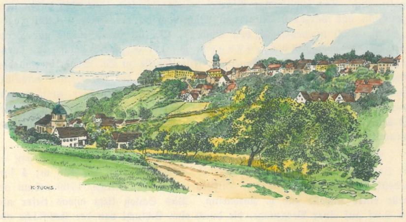 Bartenstein-alte-Ansicht